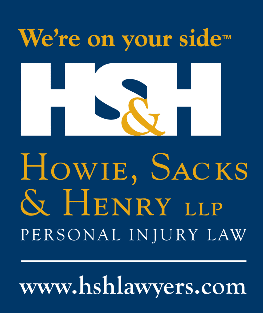 HOWIE SACKS & HENRY PERSONAL INJURY LAW LOGO