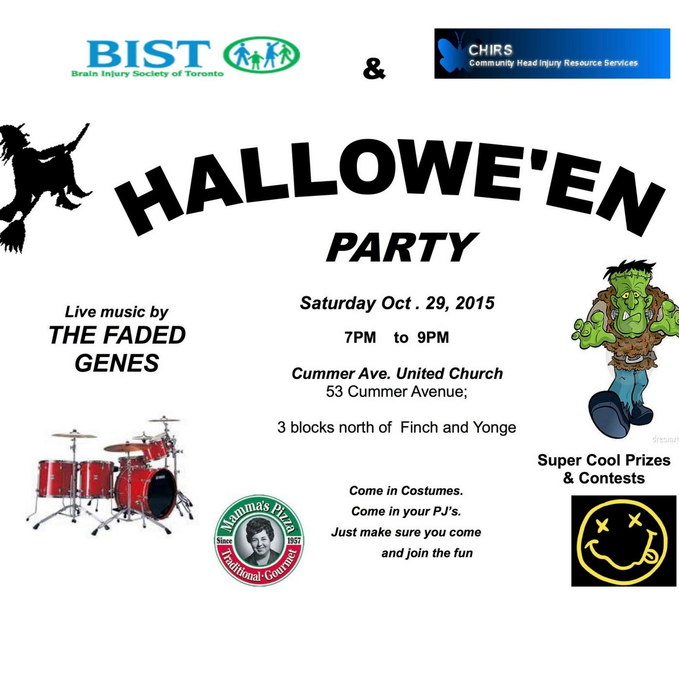 Halloween Party BIST