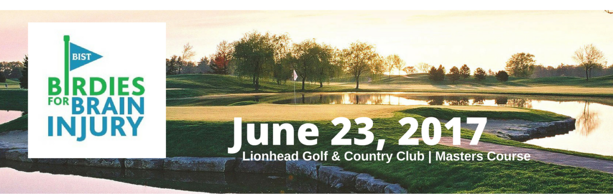 Birdies for Brain Injury June 23, 2017
