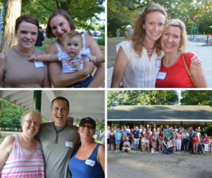 Pictures from BIST's 2016 Summer Picnic in High Park