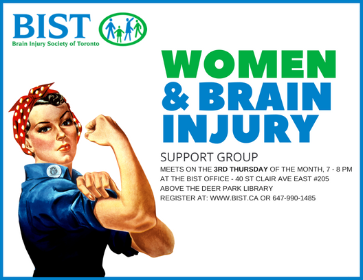 Women and Brain Injury Support Group