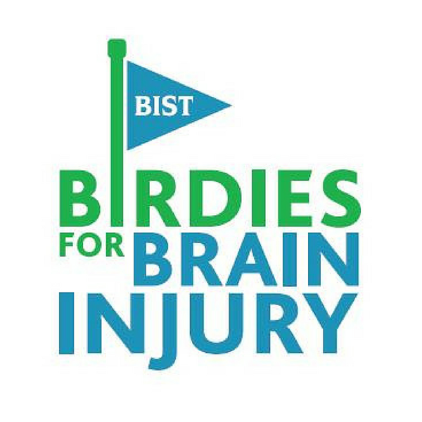 Birdies for Brain Injury logo