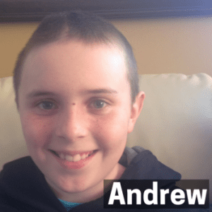Andrew Faces of Brain Injury